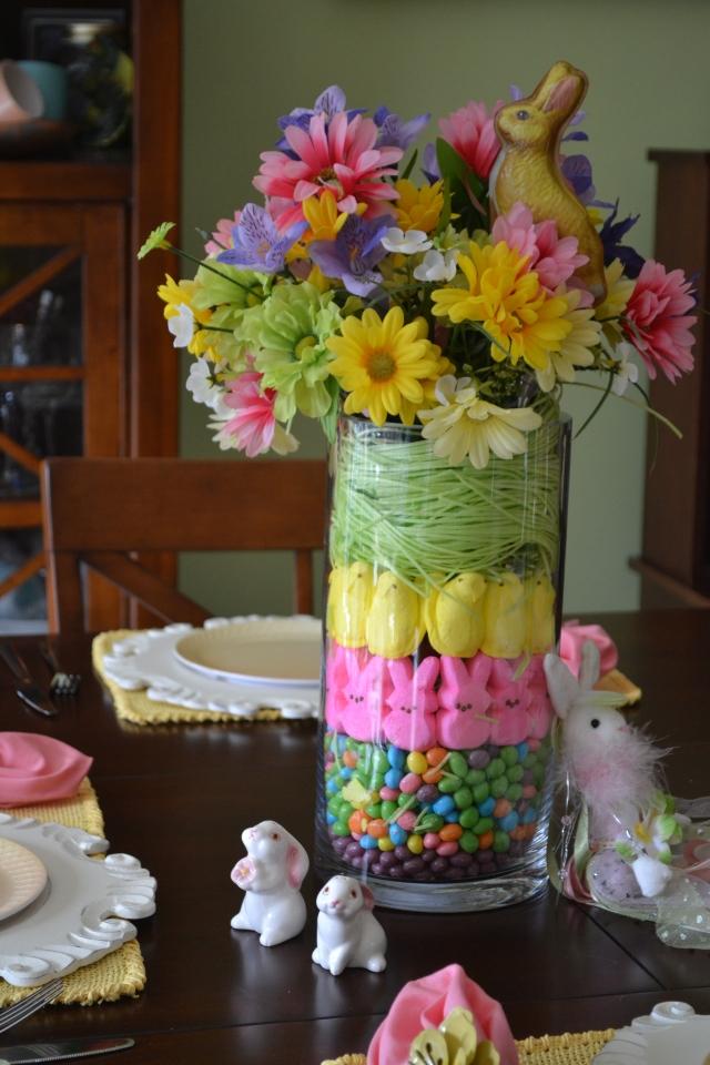 Candy Easter Vase