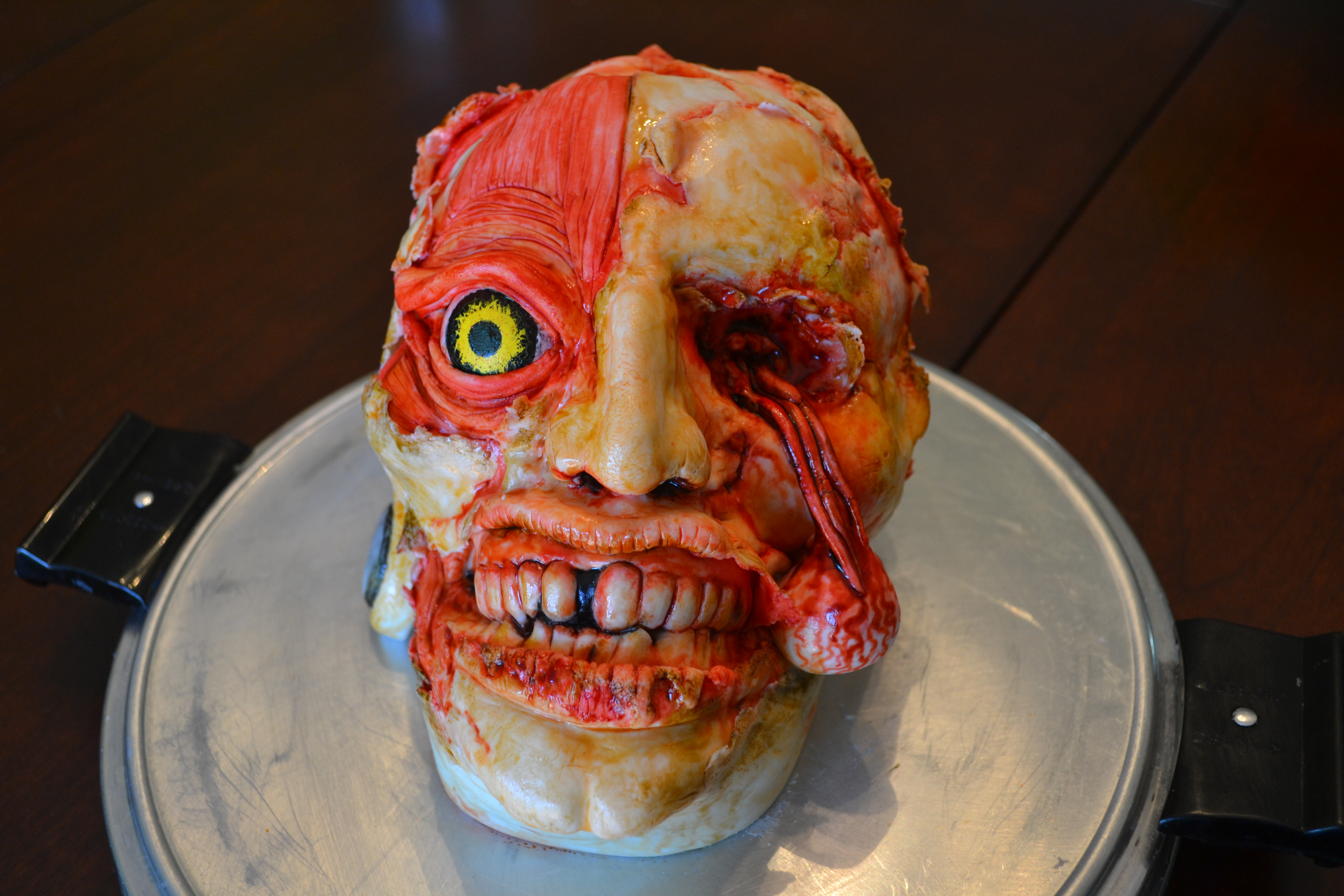 Zombie Birthday Cake Whisker Meadow
